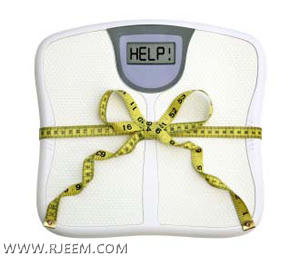 اسباب ثبات الوزن