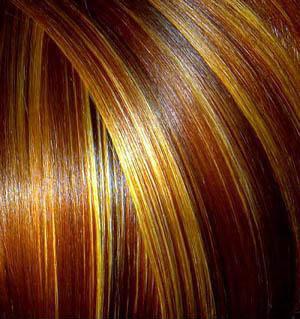 تساهم الصبغة في إتلاف الشعر و إسقاطه ،