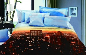 مفارش سرير ثلاثية الابعاد