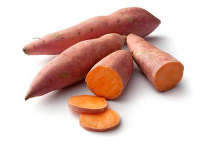 البطاطا الحلوة فائدة كبيرة