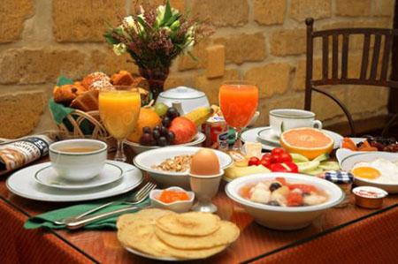 فطور الصباح و الرجيم