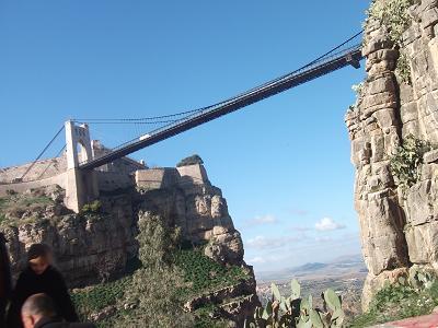 رحلة ممتعة لمدينة الجسور المعلقة.قسنطينة مع موكا *ح*