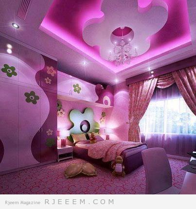 ديكور غرف نوم خيال | مجلة رجيم