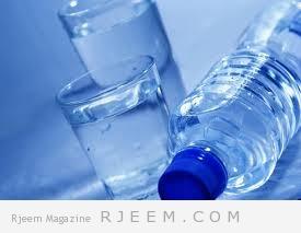 دراسة عن شرب المياه
