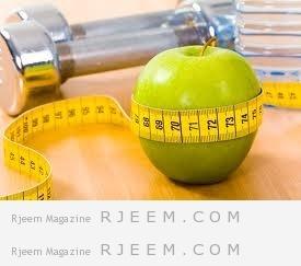 4 خطوات لانقاص الوزن بدون ريجيم