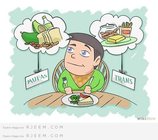نظام غذائي لتخسيس البطن