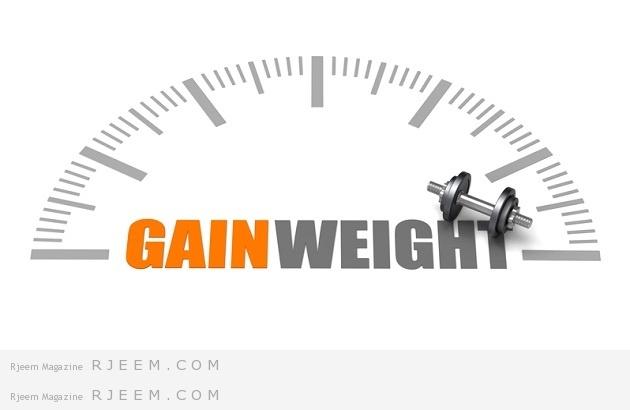 هذه أسباب زيادة الوزن