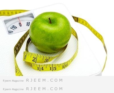 رجيم التفاح و الماء و خسارة 5 كيلو في اسبوع