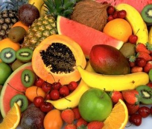 فوائد الفواكه الطازجه
