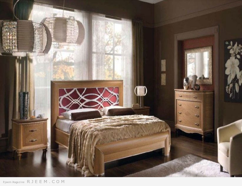 غرف نوم رائعة