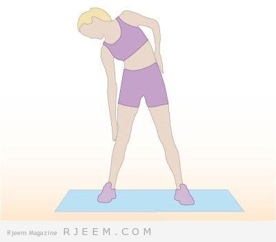 تمارين رياضية منزلية للكرش الارداف 907.jpg