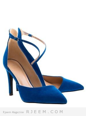 احذية صيفية كعب عالي 2014