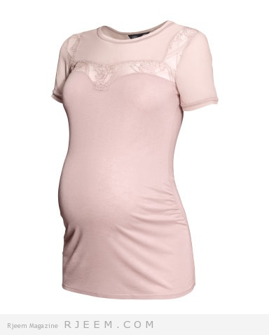 بلايز صيف 2014 للحامل