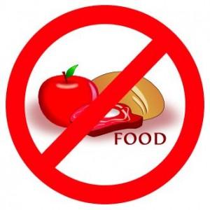 الاطعمة الممنوعة في الحمية و الرجيم