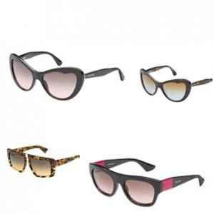 نظارات شمسية رائعة لربيع و صيف 2014