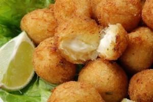كرات البطاط بالجبن