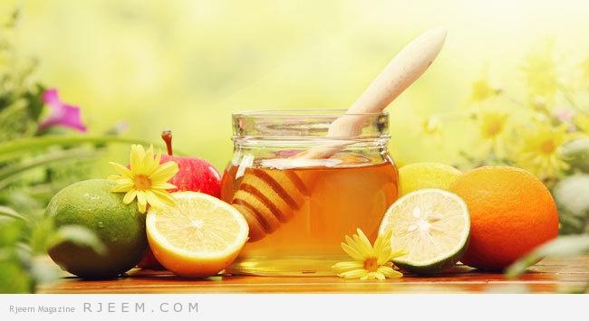 ماسكات العسل لكل انواع البشرة