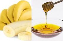 قناع الموز والافوكادو للشعر