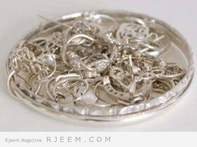 كيفية تنظيف الفضة: 13 طريقة مذهلة و فعالة