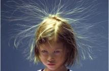 طرق للتخلص من كهرباء الشعر