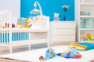 تعلمي كيف تجهزين غرفة مولودك  الجديد