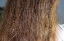 حلول طبيعية  للتخلص من جفاف الشعر