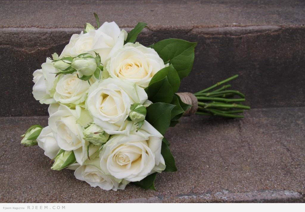 مسكات ورود لعروس 2014 روعه