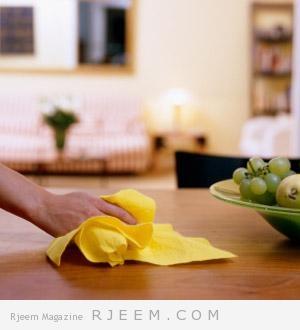 4 حلول لأعمال منزلية ممتعة 03dusting_300_01