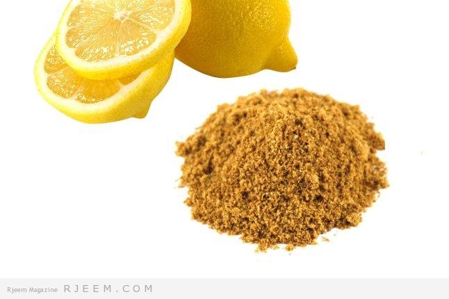 الكمون و الليمون لتكسير الشحوم