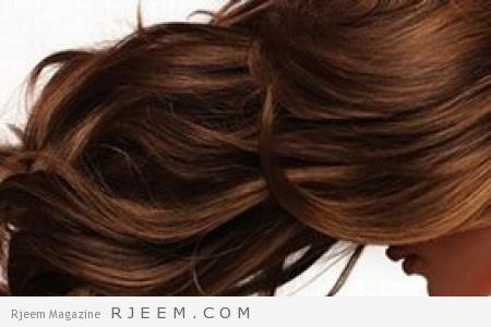 تخلصي من جفاف الشعر و تقصفة بسرعة