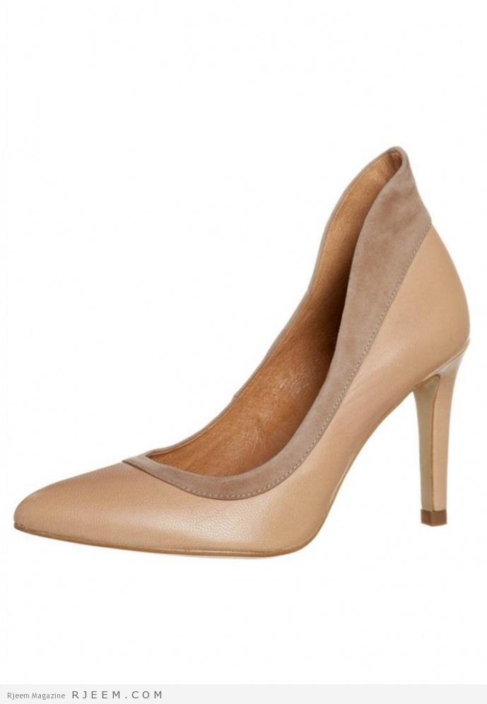 احذية خطوبة لعروس 2015