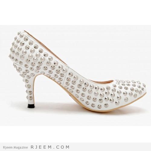 احذية مميزة لعروس 2015