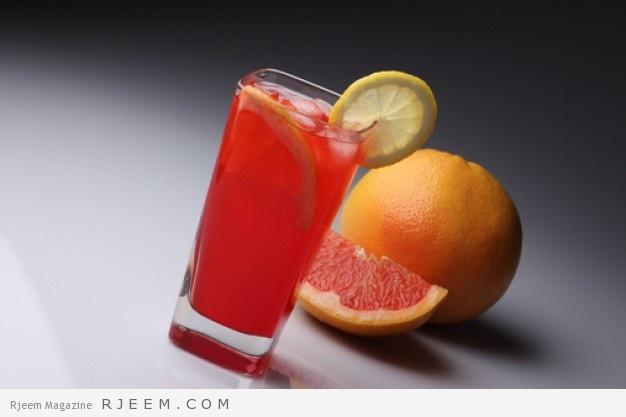 المشروب الغريب الذي يذيب الدهون بسرعه عجيبة