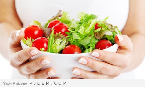 النظام الغذائي لعلاج حب الشباب