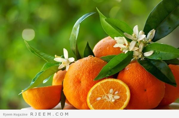 فوائد البرتقال الجمالية