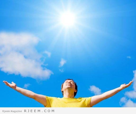 فوائد واضرار شمس الصيف