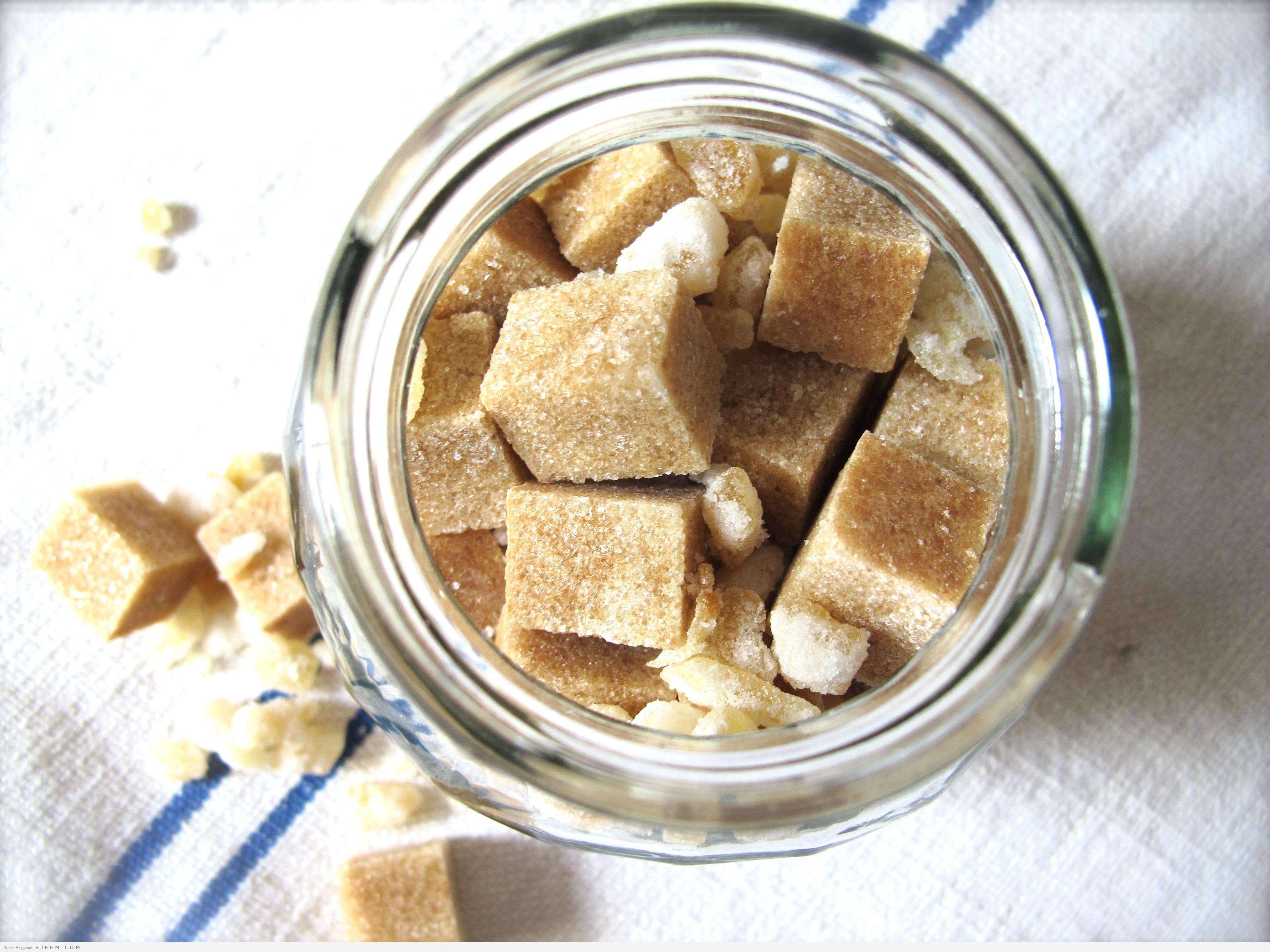 25e6f2cf1 فوائد السكر البني - الفرق بين السكر الابيض والبني - مجلة رجيم