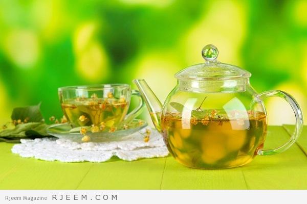 25 فائده صحية للشاي الاخضر