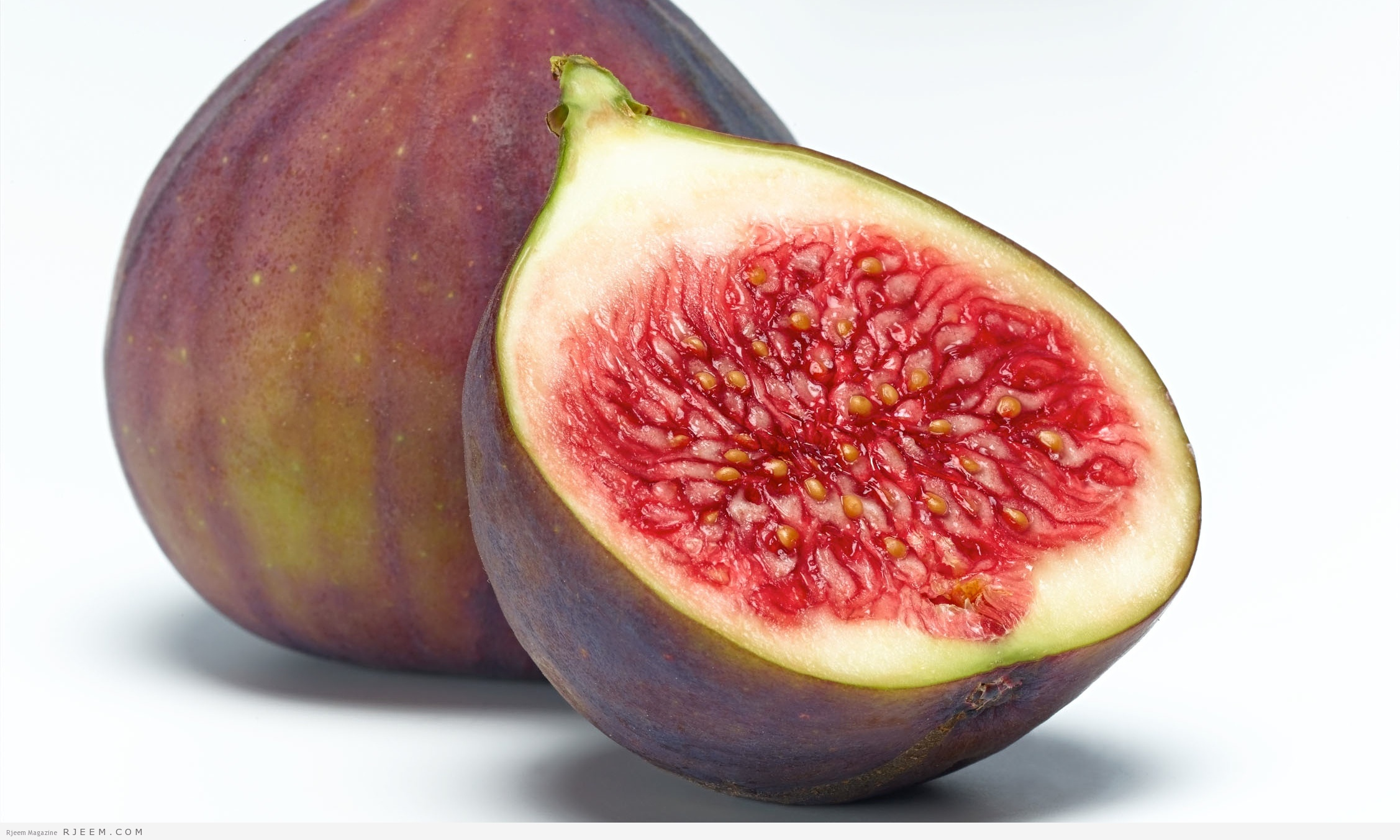 The fig is one of the most perfect of fruits, sweet and juicy and beautiful to look at