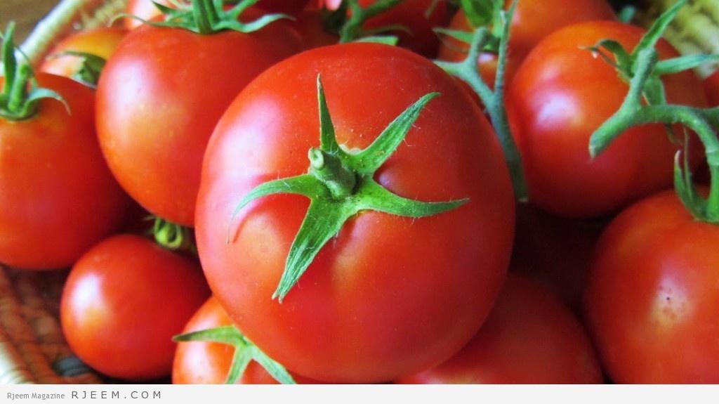 فوائد واضرار الطماطم