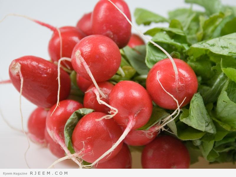 اكثر من 10 فوائد لنبات الفجل