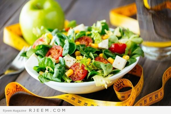 الخضروات والفواكه التي تساعد في حرق الدهون