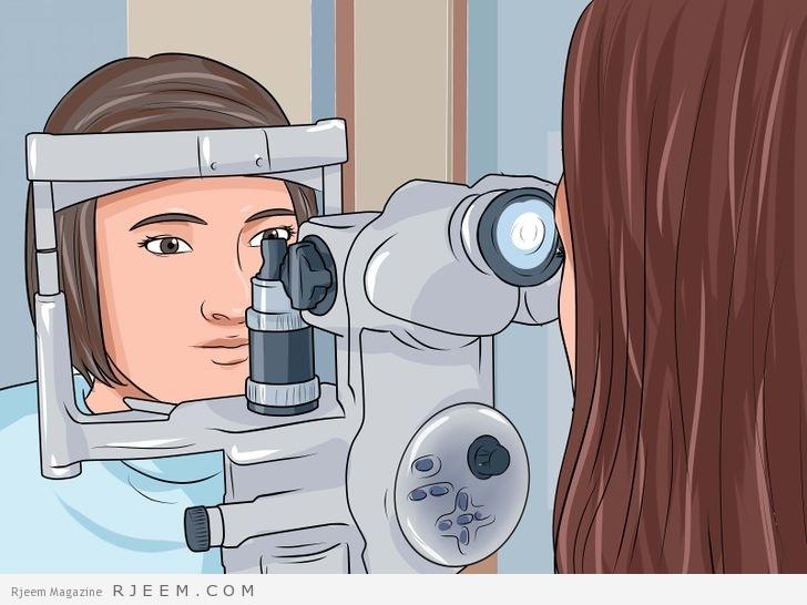 اكثر من 10 نصائح للمحافظة على سلامة العينين