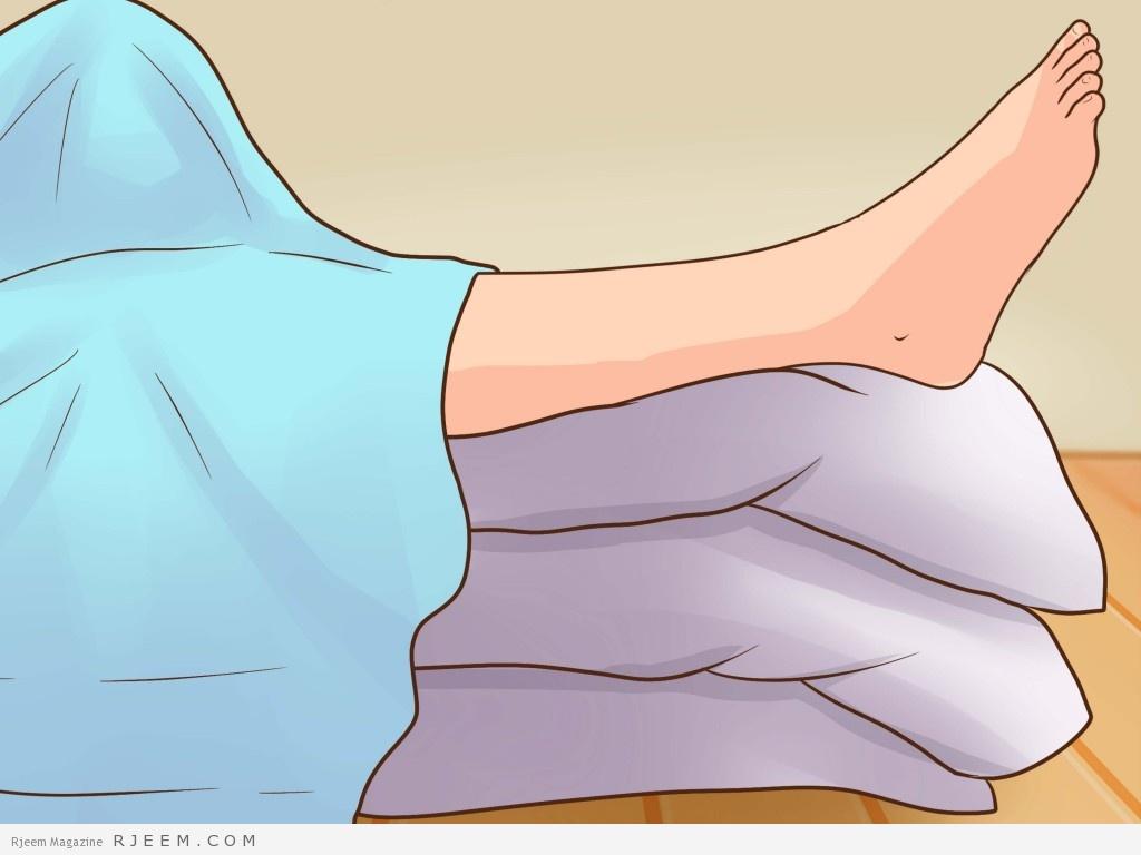 10 طرق طبيعية لعلاج ألم الساقين
