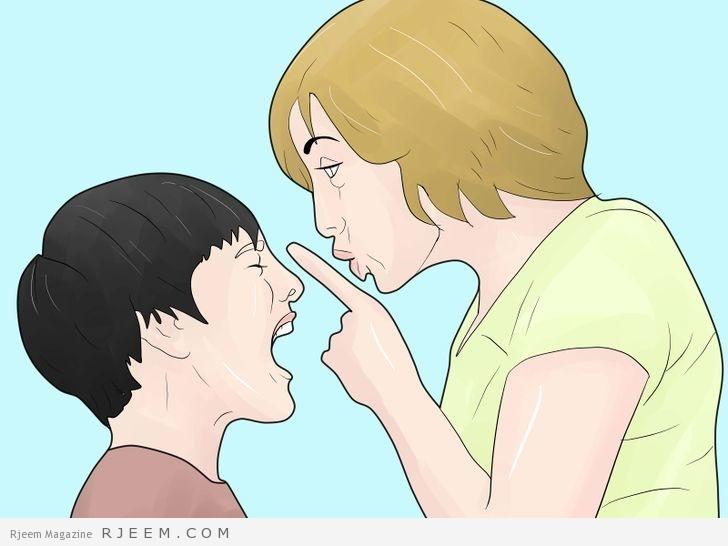 7 طرق للتعامل مع الطفل العنيد