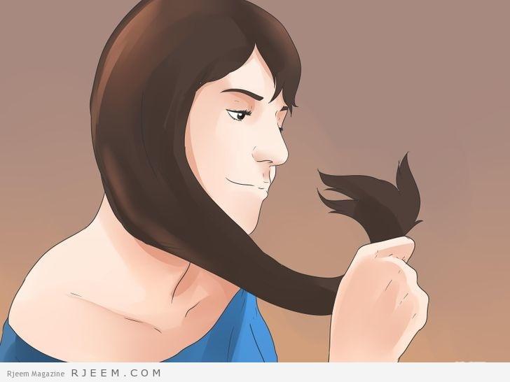 4 نصائح لترطيب الشعر