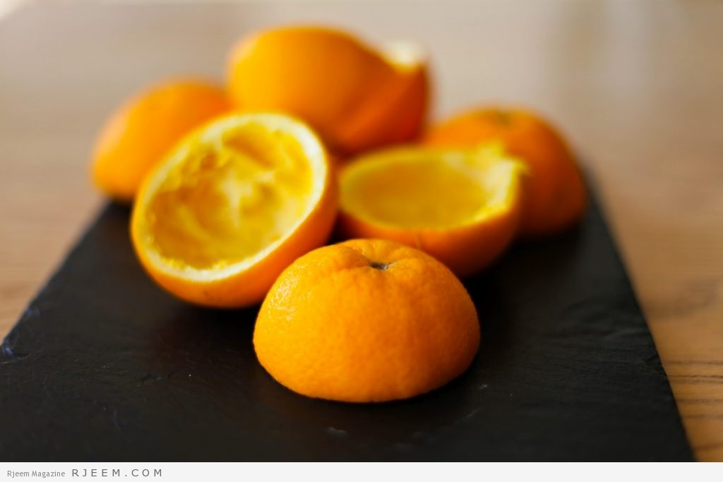 5 فوائد جمالية لقشر البرتقال