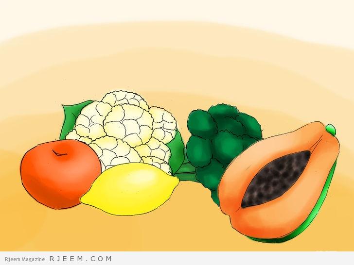 7 اطعمة تساعد على خسارة الوزن
