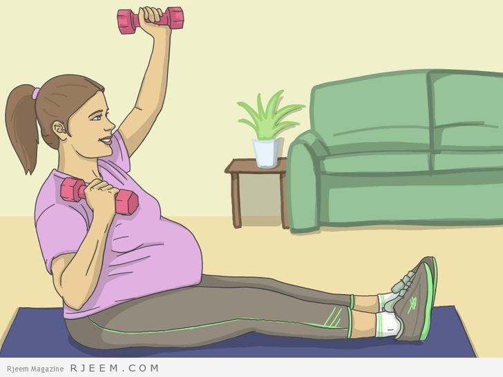 3 حلول لمشاكل صحية تصيب الحامل