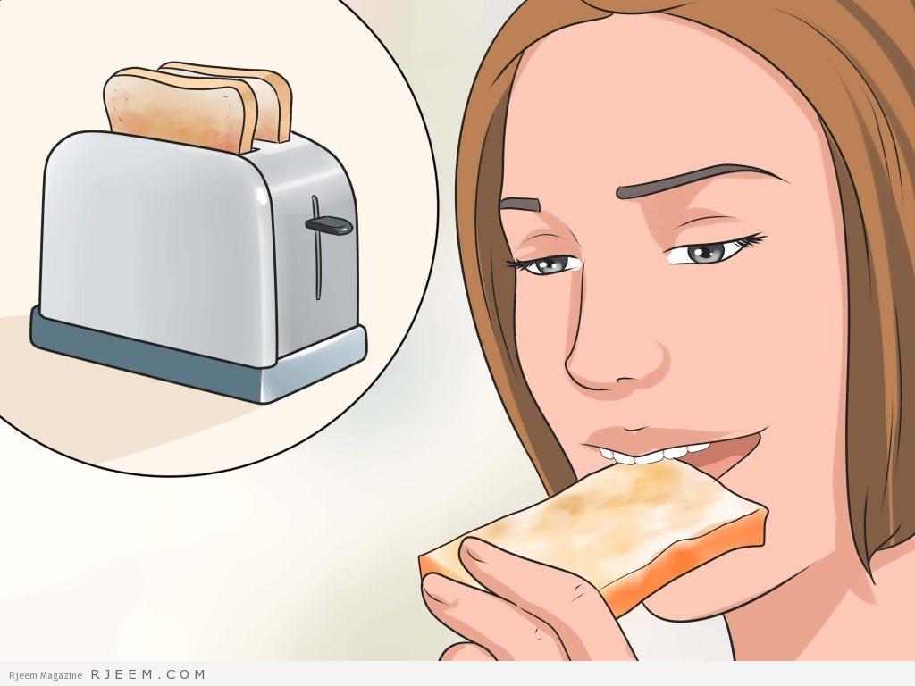 4 نصائح للتخلص من البطن